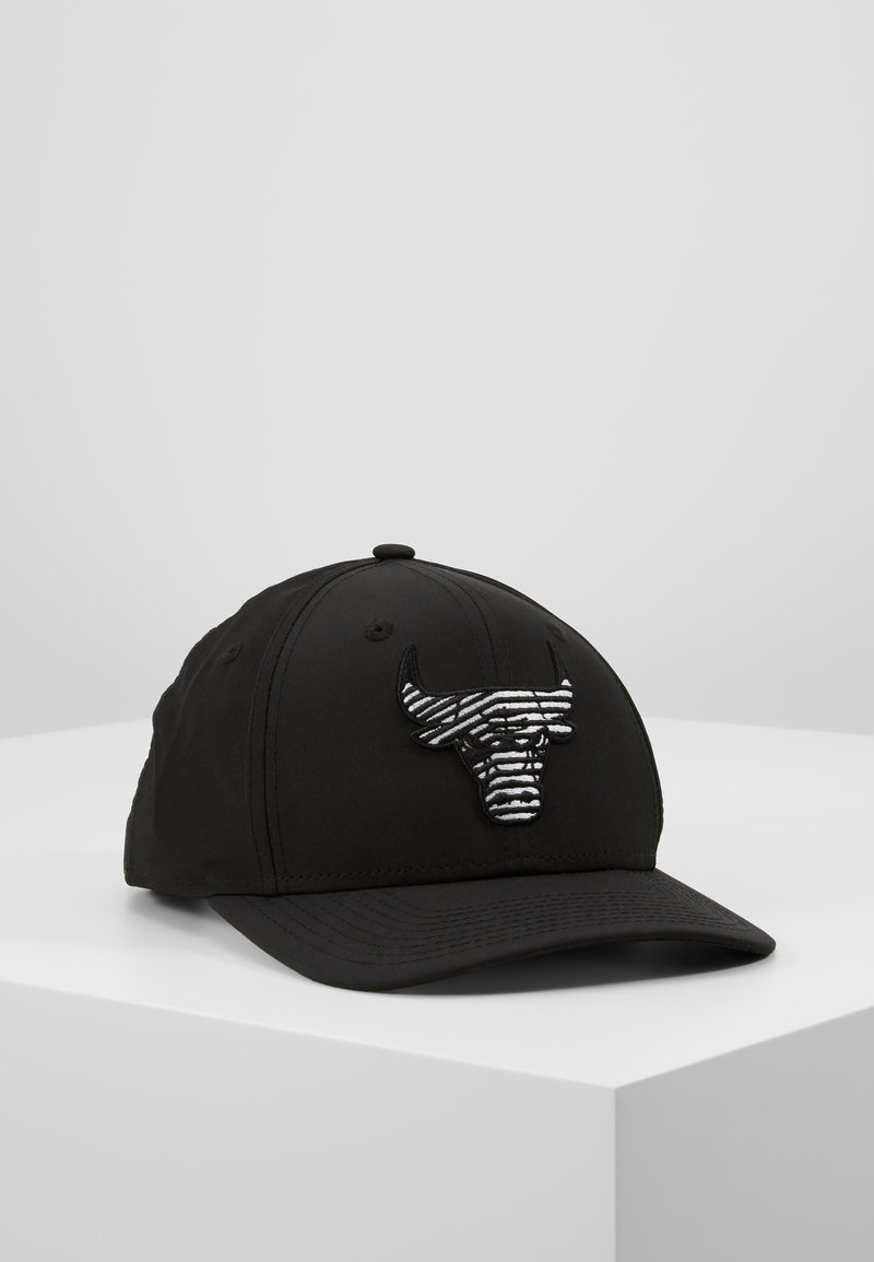 New Era - NBA MONOTAPE 9FIFTY - Czapka z daszkiem - black