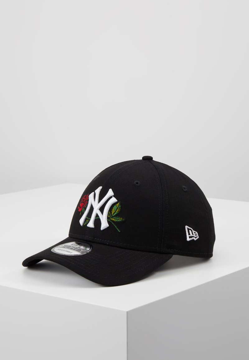 New Era - MENS TWINE MLB 9FORTY - Pet - black
