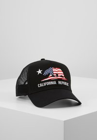 New Era - CALI TRUCKER - Cap - black - 0