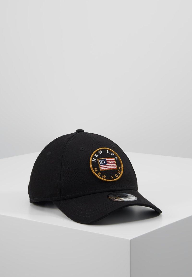 New Era - FLAGGED 9FORTY - Caps - black