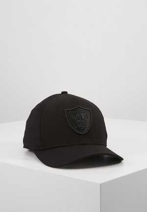 TONAL 9FIFTY STRETCH SNAP - Czapka z daszkiem - black