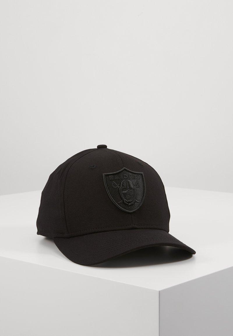 New Era - TONAL 9FIFTY STRETCH SNAP - Caps - black