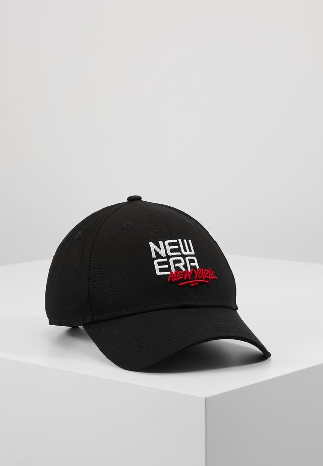 NEW ERA US 9FORTY - Lippalakki - black