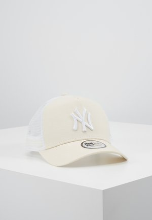 ESSENTIAL AFRAME TRUCKER - Cap - sand