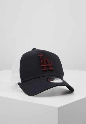ESSENTIAL AFRAME TRUCKER - Lippalakki - navy