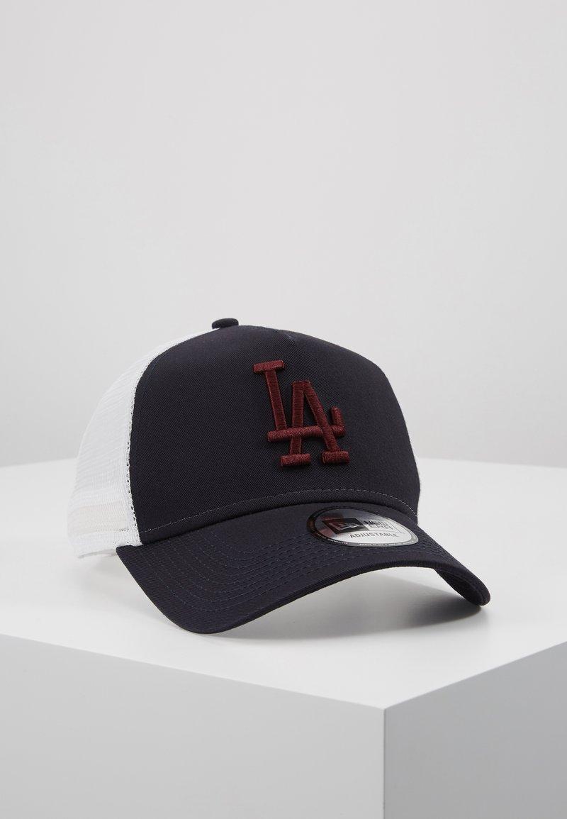 New Era - ESSENTIAL AFRAME TRUCKER - Caps - navy