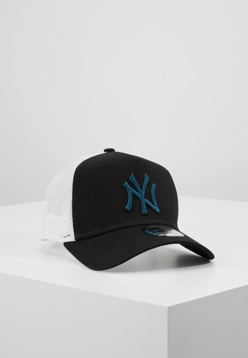 New Era - ESSENTIAL AFRAME TRUCKER - Caps - black