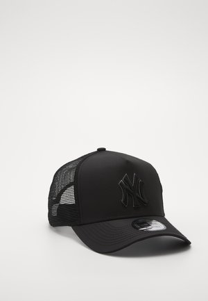 ESSENTIAL AFRAME TRUCKER - Kšiltovka - black