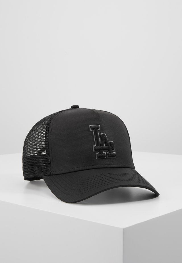 TONAL AFRAME TRUCKER - Caps - black
