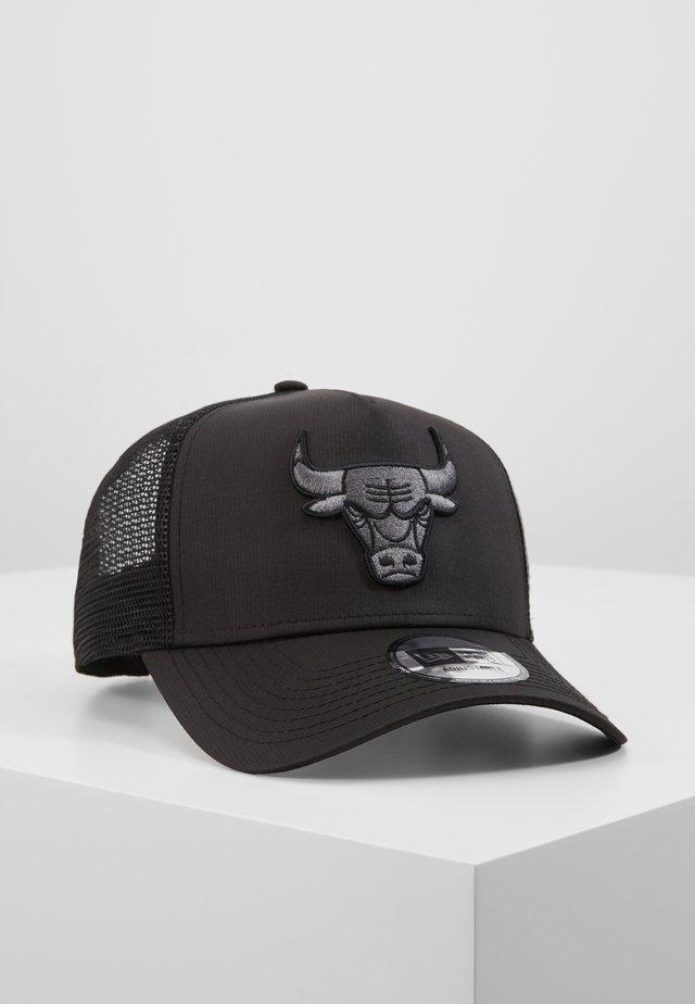 TONAL AFRAME TRUCKER - Cap - black