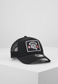 New Era - NFL WORDMARK TRUCKER - Lippalakki - black - 0