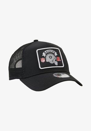 NFL WORDMARK TRUCKER - Cap - black
