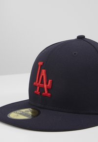 New Era - LEAGUE ESSENTIAL 59FIFTY - Cap - dark blue