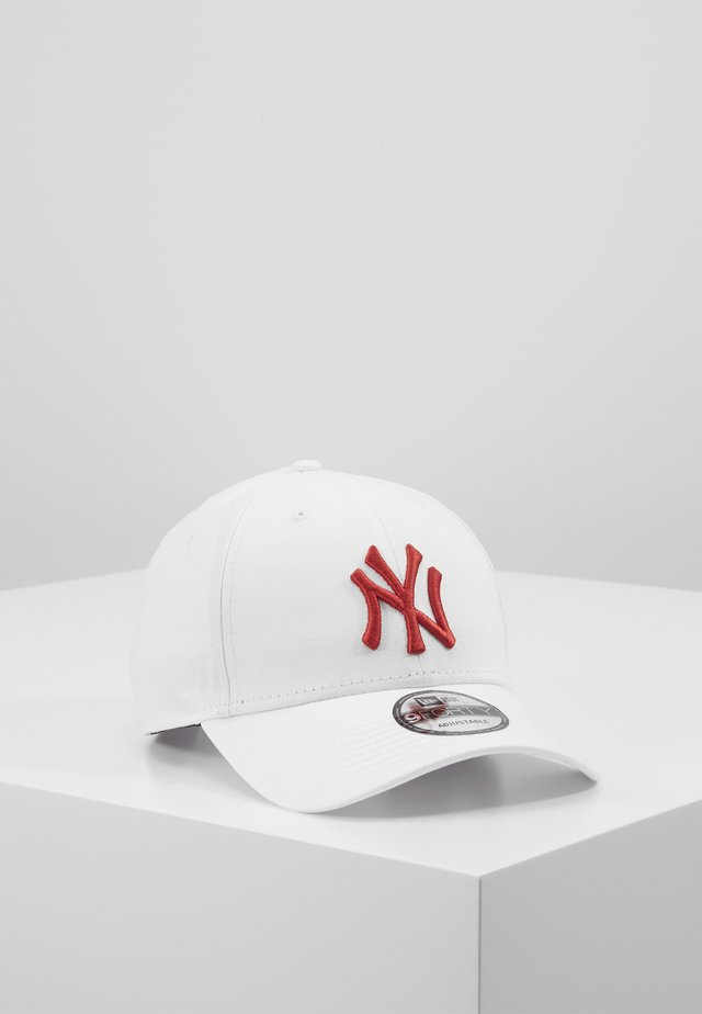 LEAGUE ESSENTIAL 9FORTY - Cappellino - white