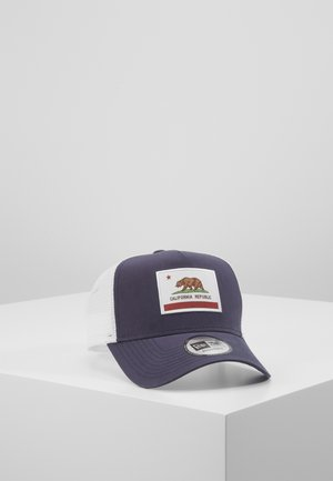 STATE TRUCKER - Caps - navy