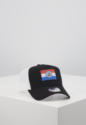 STATE TRUCKER - Caps - black