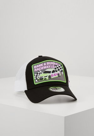 PATCH TRUCKER - Caps - black