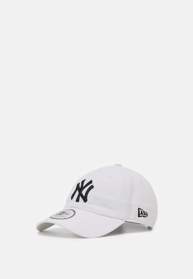 LEAGUE ESSENTIAL CASUAL CLASSIC - Cap - white/black