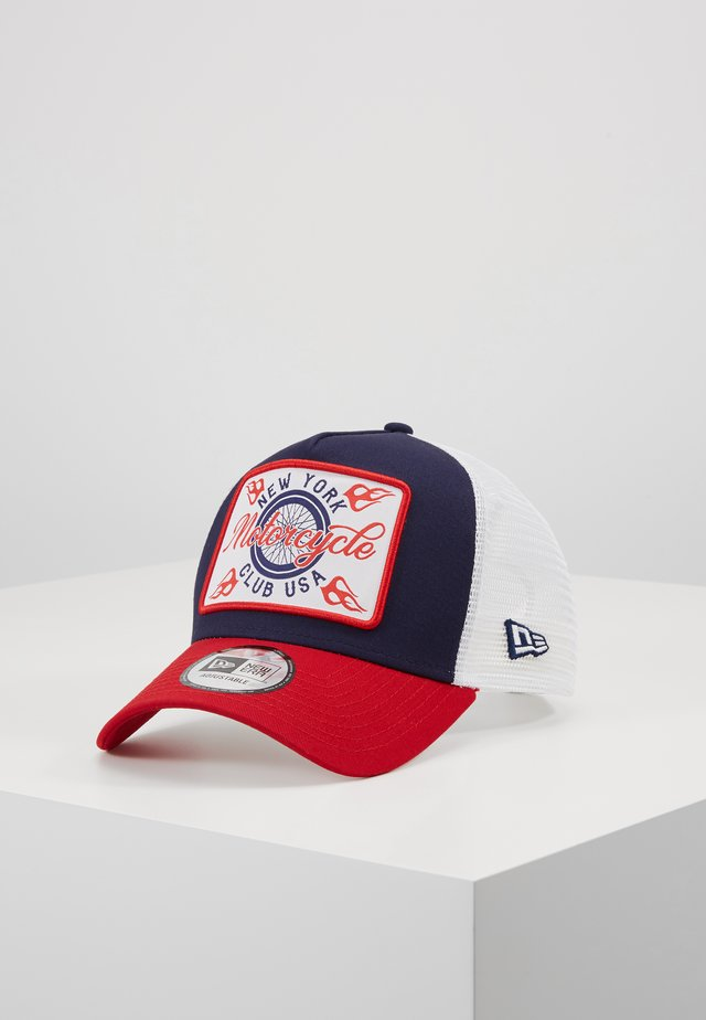 MOTOR CLUB TRUCKER  - Caps - navy