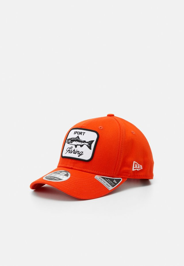 OUTDOORS 9FIFTY STRETCH SNAP UNISEX - Keps - orange