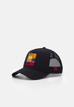 LOCATION TRUCKER - Caps - dark blue