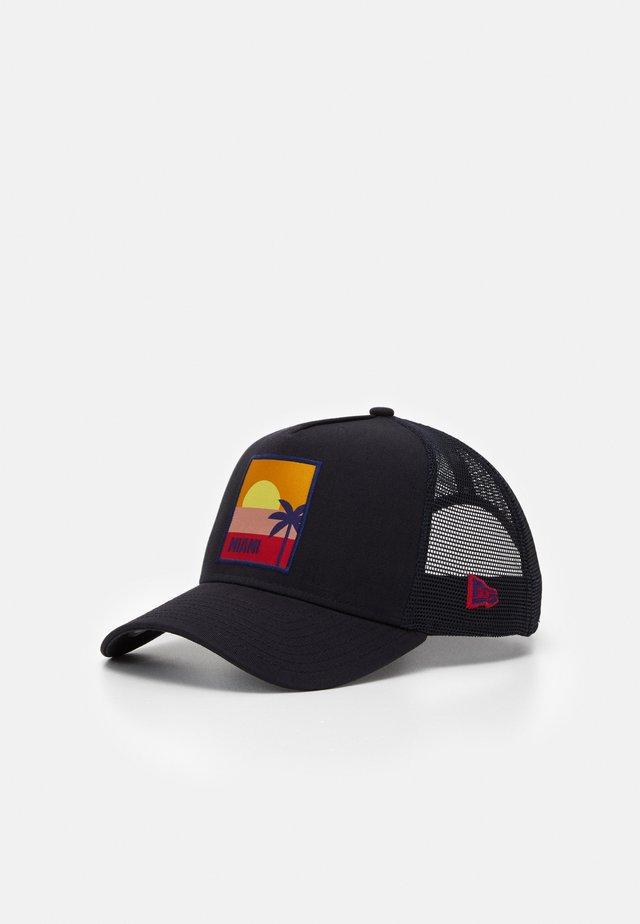 LOCATION TRUCKER - Casquette - dark blue