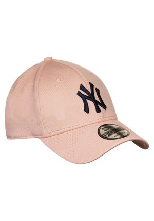 9FORTY MLB NEW YORK YANKEES ENGINEERED PLUS CAP - Cap - pink