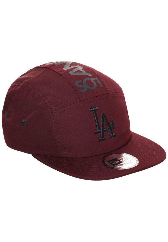 MLB LOS ANGELES DODGERS CAMPER CAP - Cap - maroon