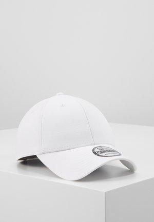 BASIC FORTY - Cap - white/black