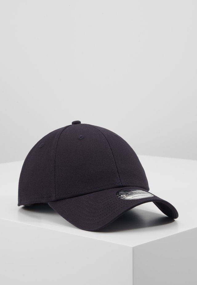 BASIC FORTY - Cap - navy/white