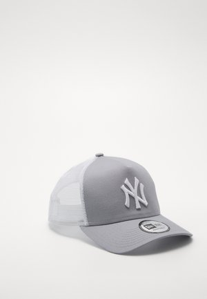 CLEAN TRUCKER NEYYAN - Cap - gray/white