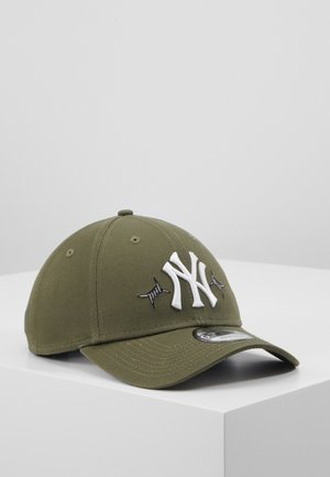 MENS TWINE 9FORTY - Caps - olive