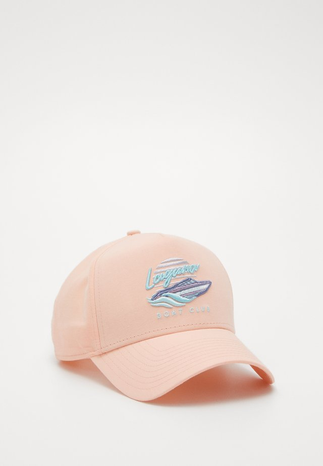 BEACH TRUCKER - Cap - apricot