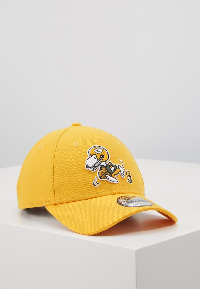 NFL PEANUTS - Czapka z daszkiem - gold