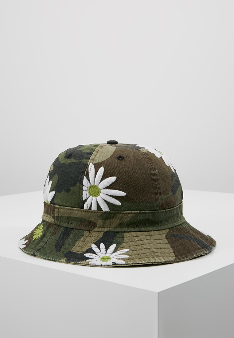 New Era - MILITARY FLOWER EXPLORER - Klobouk - green