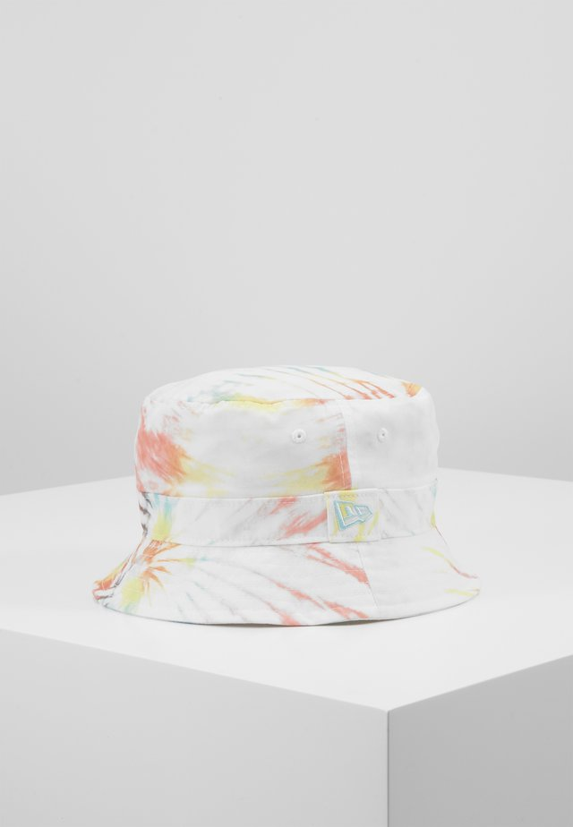 TIE DYE BUCKET - Hatte - multi-coloured