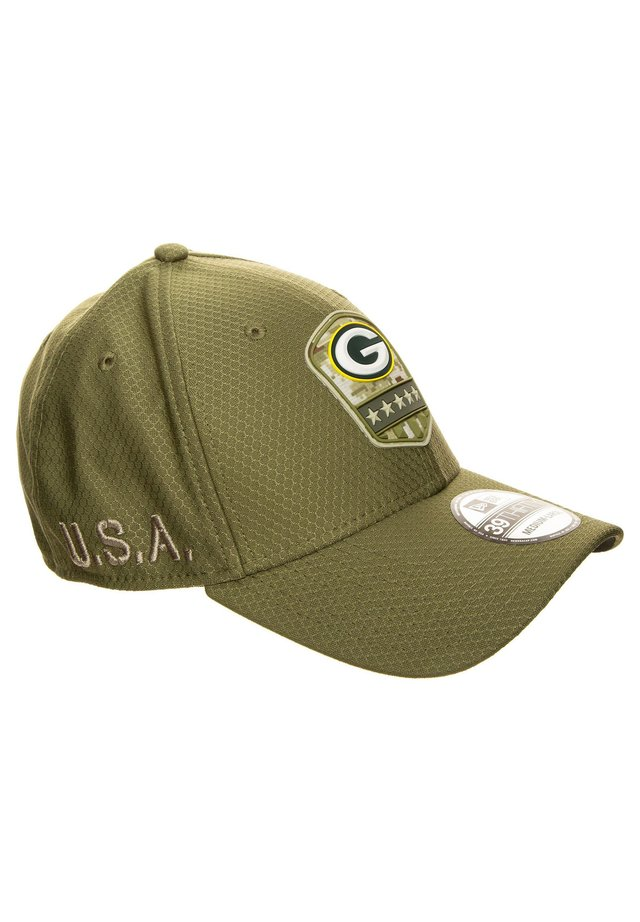 39THIRTY NFL SALUTE TO SERVICE GREEN BAY PACKERS CAP - Cap - green