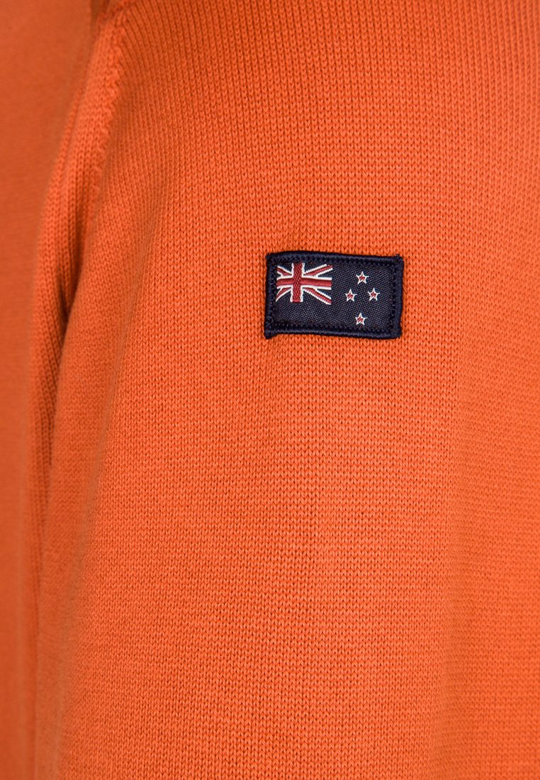 New Zealand Auckland Pullover orange ZALANDO.FR