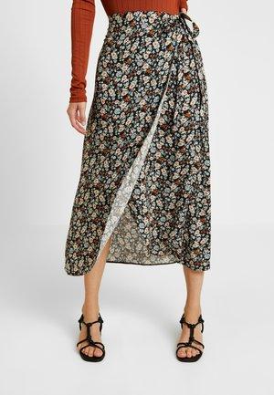 FRIDAY TEA DRESS - Denní šaty - black