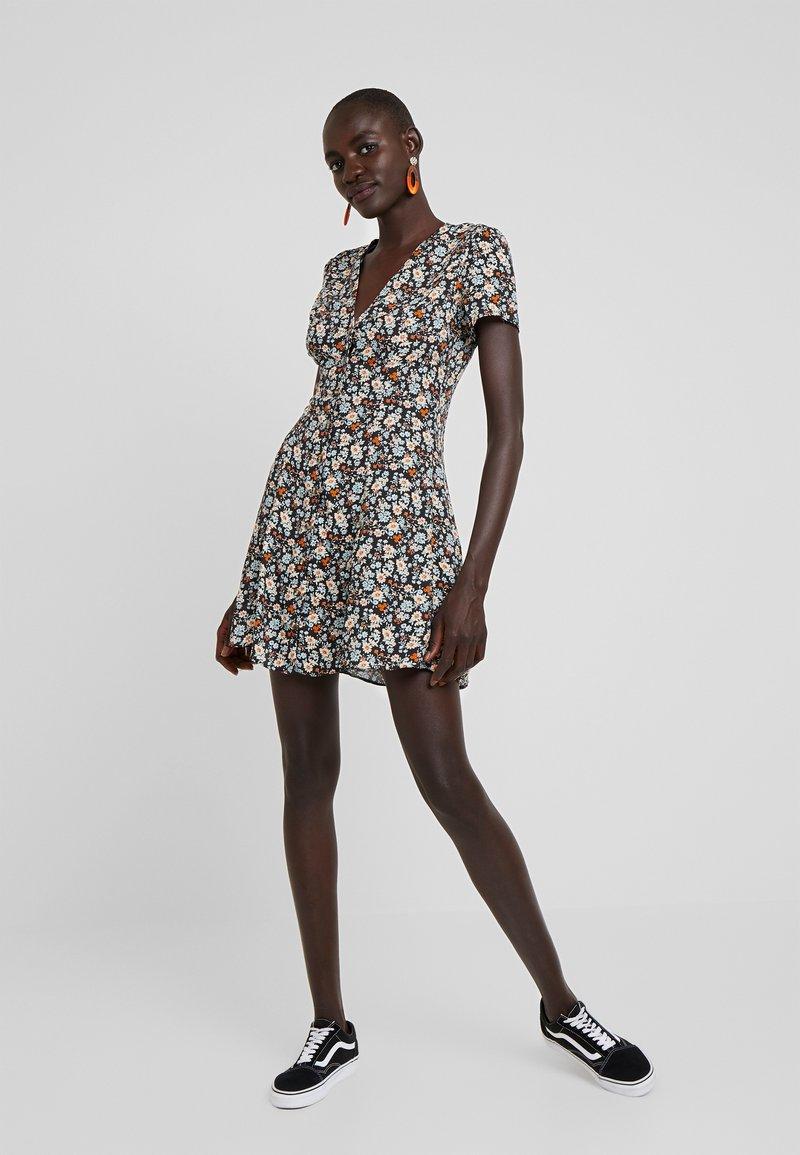 New Look Tall - FRIDAY TEA DRESS - Hverdagskjoler - black