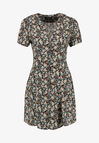 New Look Tall - FRIDAY TEA DRESS - Hverdagskjoler - black - 3