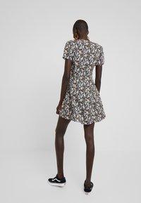 New Look Tall - FRIDAY TEA DRESS - Hverdagskjoler - black - 2
