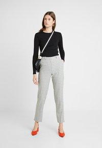 New Look Tall - VERONICA CREW 2 PACK - Long sleeved top - black - 1