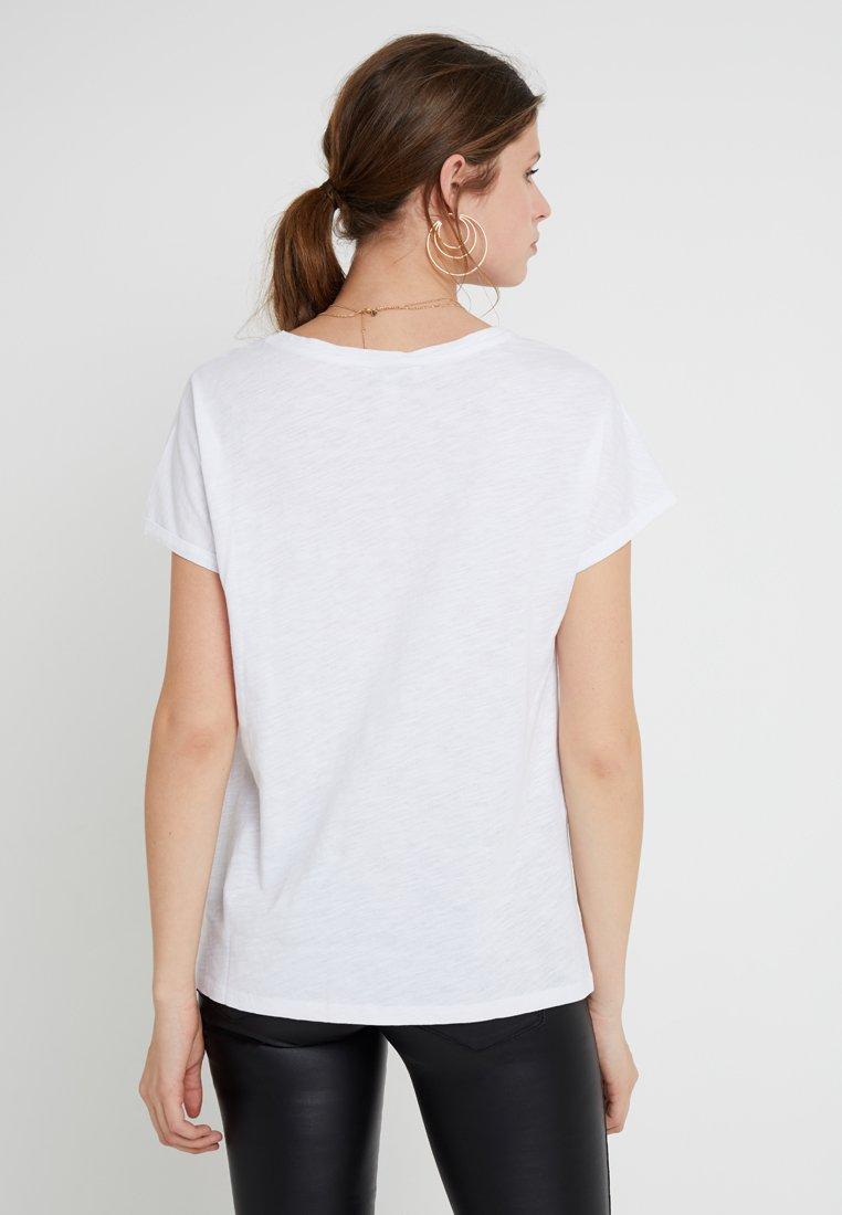 black Look SLUB white TEET basique Tall 2 New PACK POCKET shirt hQtrds