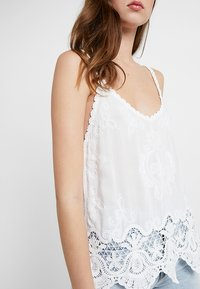 New Look Tall - LOTUS CAMI - Top - white - 4