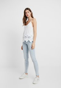 New Look Tall - LOTUS CAMI - Top - white - 1