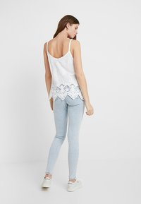 New Look Tall - LOTUS CAMI - Top - white - 2