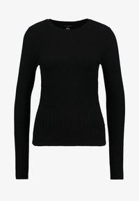 New Look Tall - CREW - Strikpullover /Striktrøjer - black - 3
