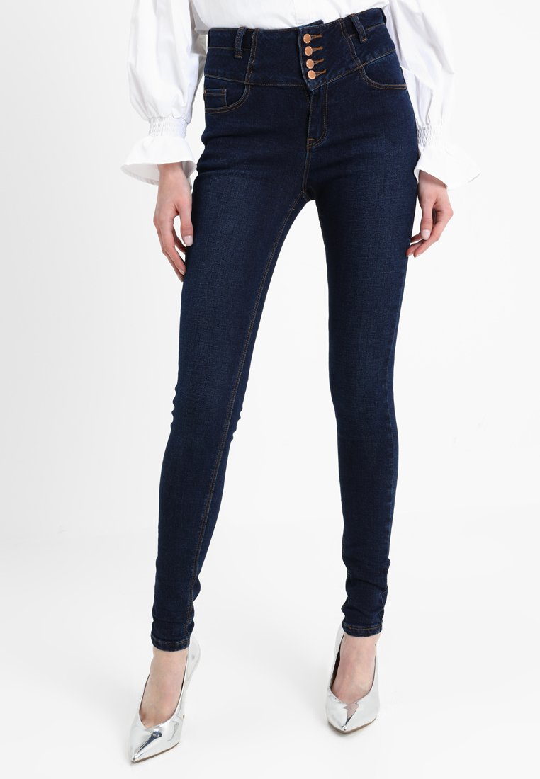 New Look Tall - Jeans Skinny Fit - blue