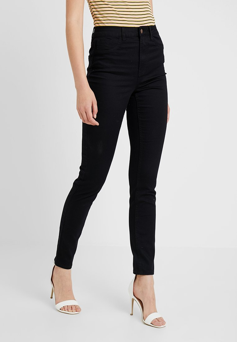 New Look Tall - STRATFORD - Jeans Skinny Fit - black
